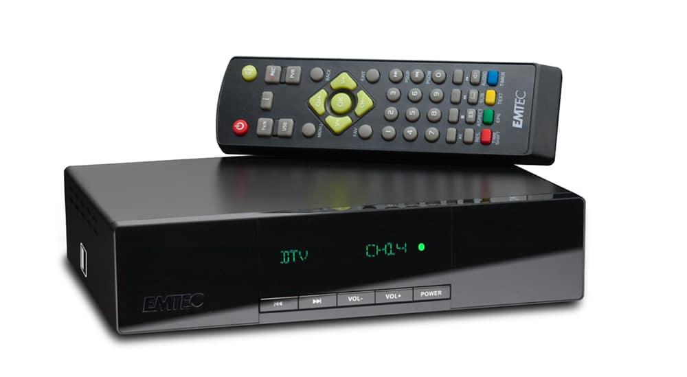 Comment régler une télé avec un decodeur TNT ?