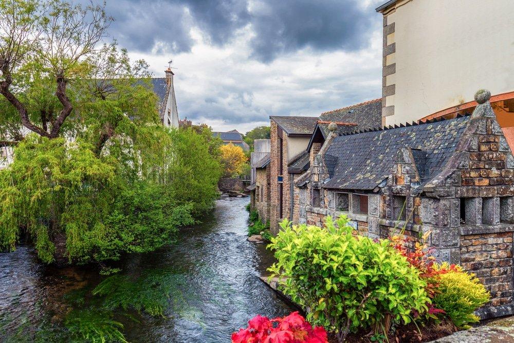 Quelle est la plus petite commune de Bretagne ?