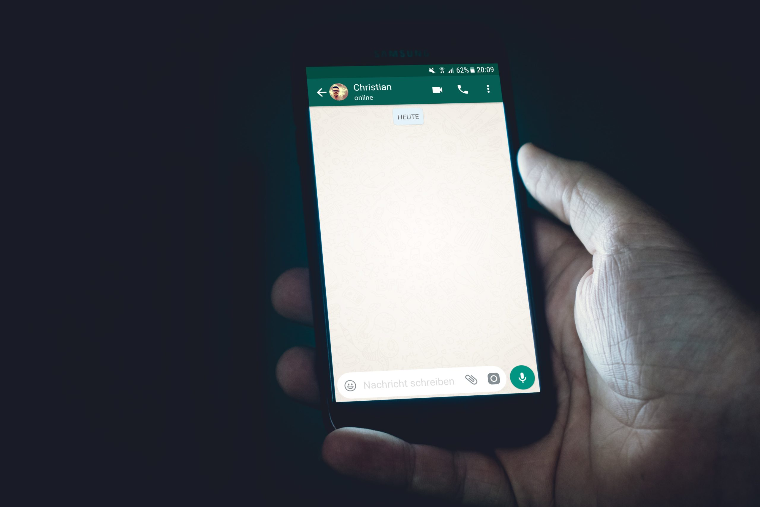 Quel est le danger de WhatsApp ?