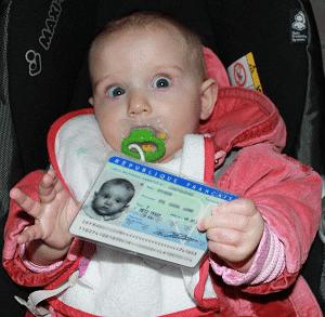 Quel document pour voyager avec bébé ?