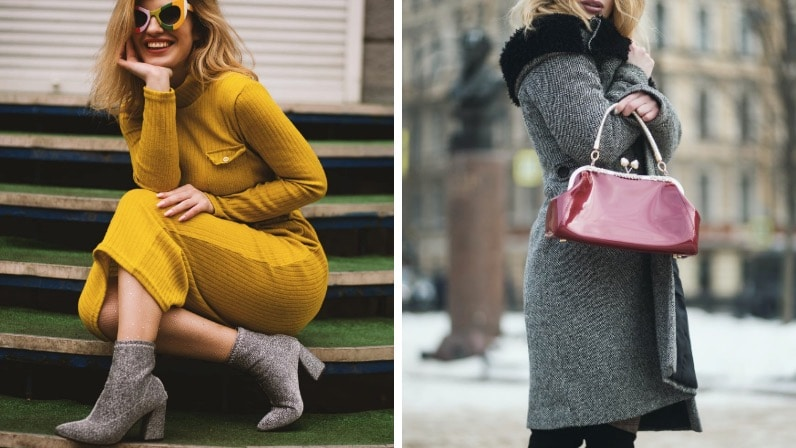 Comment s'habiller classe en hiver femme ?